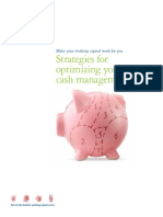 CA en FA Strategies for Optimizing Your Cash Management