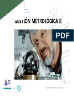 Gestión Metrologica Biomedica II