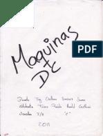Cuaderno de maquinas DC parte l
