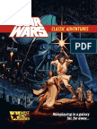 Star Wars Classic Adventures