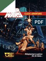 Star Wars Classic Adventures