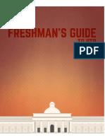 The Ultimate Freshmen Guide to IITR 1.0