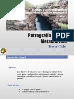 1_Petrografía Ígnea y Metamórfica_2016