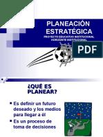 PLANEACIÓN ESTRATEGICA1