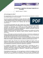 eljuegoimplicacionesafectuvasycognitivasdeljuegoimaginativoenninos-120515154809-phpapp01