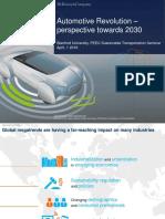 160401 Automotive 2030 - PEEC VP