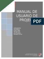 Grupo 5 Manual de Usuario Project