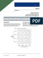 Psoc Dtmf Detection