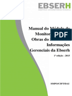 Manual Do Modulo de Obras 1ed
