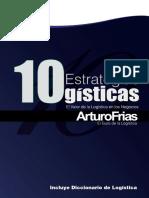 10 Estrategias Logisticas Arturo Frias