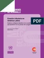 Evasión Tributariaen América Latina