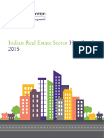 Indian Real Estate Sector Handbook 2015
