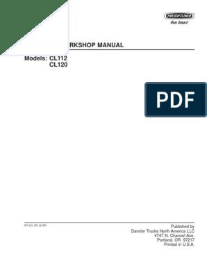Columbia Workshop Manual | | Nut (Hardware) on
