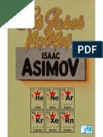 Isaac Asimov - Los Gases Nobles