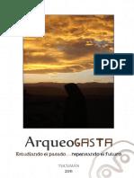 Arqueogasta XII CNEA 2011