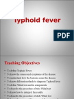 Typhoid Fever Lecture.ppt