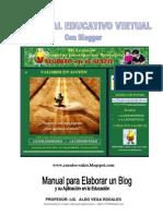 Manual Para Elaborar Un Blog