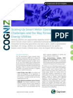 Scaling Up Smart Meter Operations