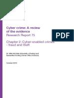 Cyber Crime Uk