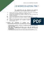 Actividades Tema 7 Informes Auditoria