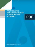 ALUMINIO PROPIEDADES MECANICAS