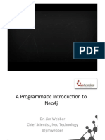 2011 Webber-A Programmatic Introduction to Neo4j