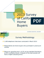 2013 Home Buyer Survey -Final (Public)