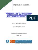 Modelo Porter