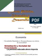 Cultura Política, Educación y Desarrollo