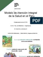 Atención Integral en Perú