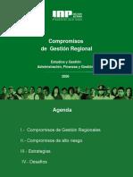 Gestión Regional 2006