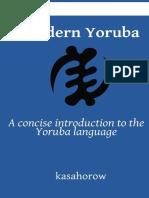 Modern Yoruba