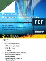 Ing. Joen Escalante - Perforacion Direccional