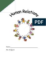 Human Relations Semester Packet