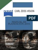 portafolio profesional Manual de Planacion