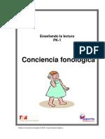 Conciencia fonológica_Enseñando la lectura
