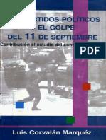 Corvalán, Los partidos políticos y el golpe del 11 de septiembre.pdf