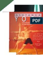 Ashtanga Yoga Ilustrada Español
