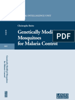 [Christophe Boete] Genetically Modified Mosquitoes