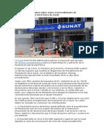 Nueve Cosas Que Debes Saber Sobre El Procedimiento de Fiscalización Parcial Electrónica de Sunat