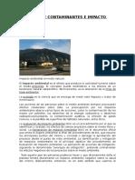 Tipos de Contaminantes e Impacto Ambiental - Final