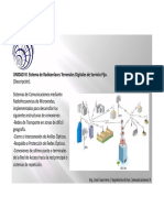 Unidad IV - Sistemas de Radioenlaces Terrenales Digitales de Servicio Fijo - Ingenieria de Las Comunicaciones II