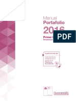 Manual Portafolio ssCiclo 2016