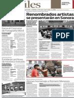 Festival Ortiz Tirado - Jornal