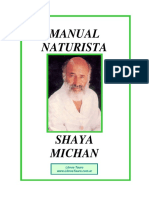 Michan, Shaya - Manual Naturista