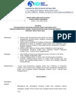 73. SK Pengurus IGI Kab. Lombok Timur NTB
