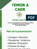 Curcio CL-temor a Caer- 2015