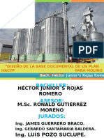 HACCP DE ARROZ