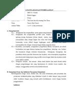 RPP - Past Tenses 1st-2nd