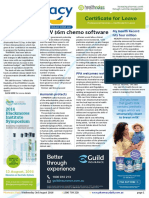 Pharmacy Daily for Wed 03 Aug 2016 - NSW $6m chemo software, MedAdvisor growth soars, My Health Record hits four million, Health AMPERSAND Beauty and much more